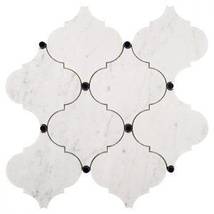 Carrara White Hall